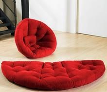 Oryginalny fotel NEST/NIDO zaprojektowany przez duńskich studentów. Unikalny w formie, wygodny i funkcjonalny. Łącząc dwa otrzymujemy materac o średnicy...
