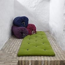 Idealny materac podróżny lub jako dodatkowy dla gości. Ciepły i solidny, doskonale izoluje od podłoża. Dodatkowymi atutami są ciekawa kolorystyka oraz...
