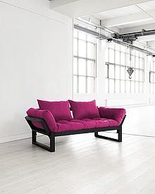 Drewniana, funkcjonalna i bardzo oryginalna sofa rozkładana. W dzień sofa, w nocy wygodne jednoosobowe spanie. Idealne dla gości! Materac w zestawie....