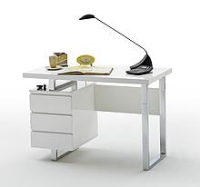 SYNDY to nowoczesne i bardzo praktyczne biurko, które znajdzie zastosowanie we wszystkich designerskich wnętrzach, zarówno tych minimalistycznych, jak i...