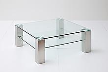 Postaw na funkcjonalność! Nowoczesny stolik Seul to bardzo praktyczny mebel, który sprawdzi się w każdym designerskim salonie. To mebel o bardzo prostej,...