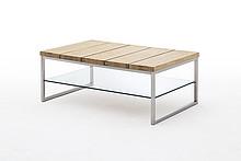 Drewniany stolik kawowy NORGE