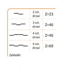 Rączka Afrodyta 10/M Do Drzwi Przesuwnych Srebrna dł. 270 cm - Aluprofil