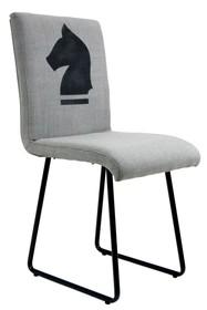 Krzesło - wzór Koń Szachowy