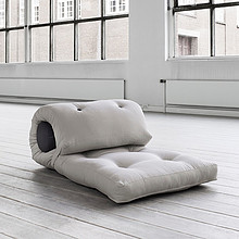 Fotel - futon z wałkiem w zestawie. Transport gratis.  UWAGA - Ze względu na ograniczenia wynikające z techniki zapisu cyfrowego oraz wyświetlania...