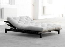 BLUES- Proste drewniane łóżko w kolorze wenge. Minimalistyczne w formie, drewniane łóżko w kolorze wenge. Materiał: drewno sosnowe, lakierowane, kolor...