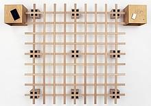 Wykonany ze sklejki bukowej unikalny stelaż do łóżka. Modułowa konstrukcja pozwala złożyć i rozłożyć stelaż w kilka minut, całkowicie bez użycia...