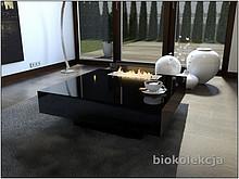 Stolik kawowy Laurato nietuzinkowy element wystroju do salonu. Mebel z biokominkiem to praktyczny i elegancki dodatek w mieszkaniu, który umożliwia...