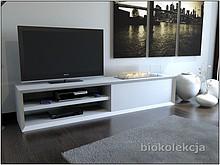 Szafka RTV Luca to idealne połączenie funkcjonalnego mebla z ciepłem biokominka. Mebel wykonany z niezwykłą starannością jest eleganckim i oryginalnym...