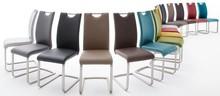 Nowoczesność w komfortowym wydaniu! Designerskie krzesło Hilary to bardzo praktyczny mebel, który znajdzie zastosowanie w najróżniejszych aranżacjach....