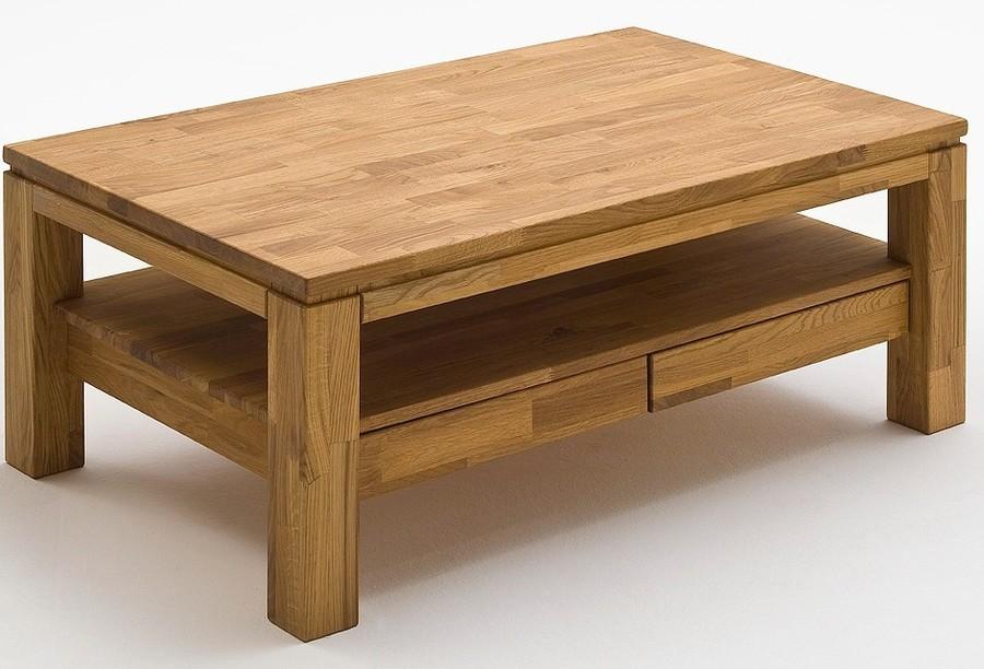 Drewniany Stolik Kawowy Gordon