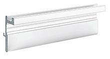 Do wieńca górnego o grubości 19 mm Do przykręcania Długość 2400 mm Aluminium anodowane, kolor czarny / lakierowane proszkowo, kolor biały Rodzaj...