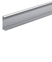 Wykończenie powierzchni - kolor srebrzysty, anodowan. Materiał - Aluminium Materiał - Aluminium Długość - 2100 Ilość do szafy 2-drzwiowej - 1 Marka...