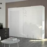InLine XL -kompletny system przesuwny do szafy 2-drzwiowej o szerokości frontów 1900-2000 mm i maksymalne wysokości frontu 2600 mm.  InLine XL jest...