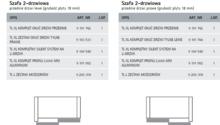TopLine XL Zestaw Jezdny Do Drzwi Przednich Grubość Do 22 mm - Hettich
