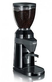 Młynek do kawy, ze stożkowym mechanizmem mielącym, wykonanym ze stali nierdzewnej, z wolnoobrotowym silnikiem elektrycznym, dzięki czemu mielona kawa nie...