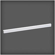 Nakładka półki ażurowej ElfaDecor        w kolorze Białym O wymiarach szer. 607 mm, wys. 32...