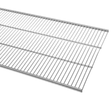 ELFA PÓŁKA AŻUROWA     w kolorze Platinum o wym. szer. 607 mm, gł. 405 mm  WYKONANA Z...
