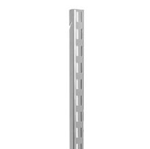 ELFA SZYNA PIONOWA H    w systemie Classic KOLOR PLATINUM, DŁUGOŚĆ 2012 mm szer. 25 mm, gł. 25 mm  Wykonana ze stali...