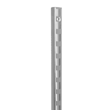 ELFA SZYNA PIONOWA V    w systemie Classic KOLOR BIAŁYM, DŁUGOŚĆ 2396 mm szer. 16 mm, gł. 25 mm  Wykonana ze stali...