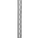 ELFA SZYNA PIONOWA V w systemie Classic KOLOR PLATINUM, DŁUGOŚĆ 636 mm szer. 16 mm, gł. 25 mm  Wykonana ze stali malowanej proszkowo. Niezbędna w...