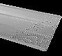 ELFA PÓŁKA AŻUROWA     w kolorze Platinum o wym. szer. 450 mm, gł. 405 mm  WYKONANA Z...