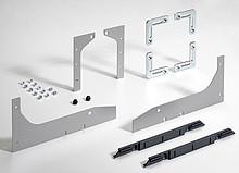 Zestaw okuć do ramki Aluminium SlideLine M Kolor: czarny Materiał: Aluminum Marka Hettich to synonim jakości, innowacji, rzetelności i bliskości z...