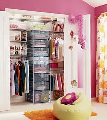 Zestaw: Mała garderoba do przedpokoju Classic kolor Platinum