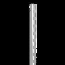SZYNA PIONOWA FElfa   w systemie Freestanding KOLOR PLATINUM, DŁUGOŚĆ 1036 mm szer. 25 mm, gł. 50 mm  Wykonana ze stali...