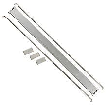 ZESTAW STABILIZUJĄCYElfa   w systemie Freestanding KOLOR PLATINUM, SZEROKOŚĆ 607 mm gł. 40 mm, wys. 31 mm  Element...