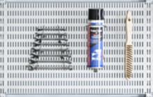 Organizator w systemie Elfa Utility      w kolorze Białym Wykonany ze stali malowanej proszkowo o...