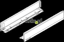 Komplet boków 770M do szuflady LEGRABOX Kolor:Brunatnoczarny Wysokość boku szuflady:M=90,3mm Wymiar zabudowy 106mm Długość: 300mm...
