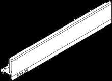 Komplet boków 770M do szuflady LEGRABOX Kolor:Jedwabiściebiały Wysokość boku szuflady:M=90,3mm Wymiar zabudowy 106mm...