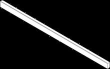 Reling poprzeczny ZR7.1080U Kolor / Powierzchnia: jedwabiście biały mat Długość: 1080 mm szerokość korpusu: 1200 mm