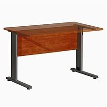 Stelaż biurka składający się z nóg ST 201 S i kanału kablowego ST 201 K/09  Dedykowany do blatów o wymiarach:  900x700 mm 900x800 mm  ...