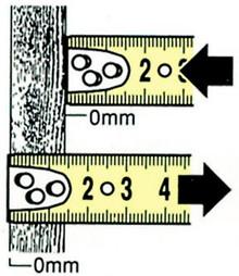 Miara Zwijana 3m Szerokość taśmy 16mm Z Blokadą Wurth - Würth