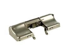Amortyzator - slowmotion ALFA-FGV na ramię zaw wyg 0 metal/tworzywo popiel   Puszka 35mm. wyg.0 Hamulec do drzwi nakładanych ze sprężyną. Rozstaw...
