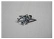 Wkręty do drewna 4,0x35 Metal ocynk opakowanie = 6sztuk  Materiał: stal Długość całkowita (z łbem): L=35 mm Wielkość gwintu: D= 4,0 mm  Wkręt do...