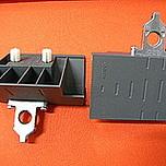 Komplet SPACE CORNER do szuflady Tandembox ANTARO wys. D. Kolor szary do boków w kolorze szarym i czarnym. Przeznaczone do montażu sztywnego frontu szuflady...