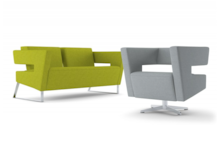 Sofa 2,5-osobowa LOOP