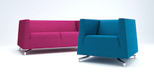 Sofa 2,5-osobowa SOFT
