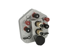 Szablon do nawierceń DrillJig Złącza, wiertło ø 20 mm   Do precyzyjnego montażu złączy w produkcji seryjnej lub jednostkowej Precyzyjne,...