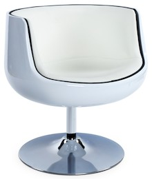 Fotel HARLOW biały