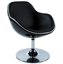 Fotel DAYTONA czarny