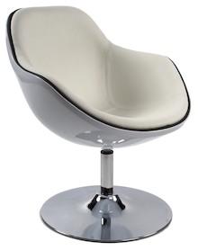 Fotel DAYTONA biały