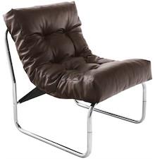 Fotel BOUDOIR brązowy