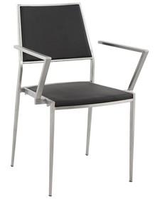 Krzesło VENDOME czarne