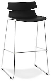 Hoker RENY charakteryzuje się niezwykłym wyglądem, dzięki czemu jest świetnym dodatkiem do nowoczesnej kuchni lub baru. Siedzisko z polipropylenu osiada...