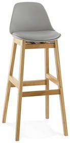 Hoker ELODY charakteryzuje się polipropylenową powłoką siedziska(jasny, niezwykle solidny plastik), z tapicerowanym siedziskiem imitującym skórę....