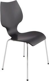 Krzesło ELIPSE czarne